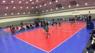 CHVBC 18 Black (GE) (44) defeats Coastal 18 Ian (OD) (43), 2-0