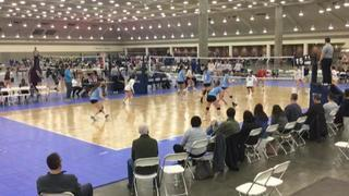 ACAD 18 White (GE) (46) wins 2-0 over TeamLVC 18-1 (IE) (44)