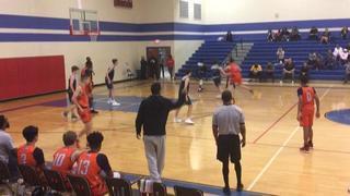 Scholar Athletes defeats TX Playmakerz 15u, 50-44
