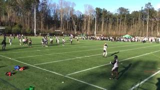Carolina Stars Black Silver puts down FSA with the 43-42 victory