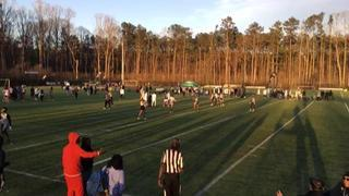 C1N All Stars C1N Blue emerges victorious in matchup against Carolina Stars Black Silver, 35-28
