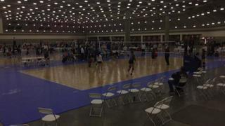 Things end all tied up between ATTACK 18-1 (GE) (31) and ACAD 18 White (GE) (46)