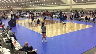 VA Juniors 18 Elite (CH) (3) 2 A5 Mizuno 18-Boba (SO) (17) 1