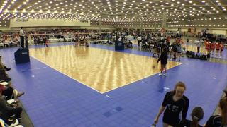 Triangle 18 Black (CR) (6) defeats Paramount VBC 18's (CH) (5), 2-1