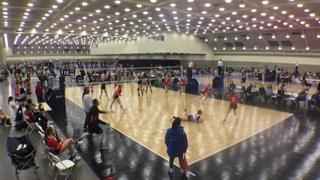 It's a wash between LoneStar 18 Red (NT) (30) and GOVOLLEYu18 (CH) (40)