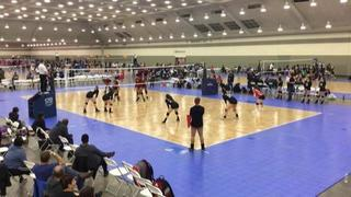Allegro 18 National (GE) (59) wins 2-0 over CEVA 18- Gold (CH) (61)