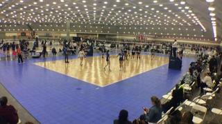 Things end all tied up between BEV 18 Elite (GE) (57) and CHVBC 18 Black (GE) (44)