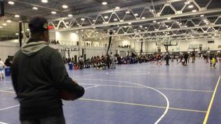 THRILL UAA defeats NJ BULLDOGS, 37-14