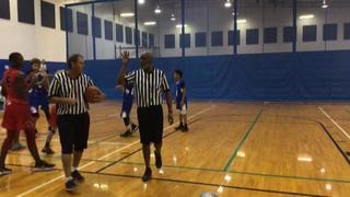 G1 Sports emerges victorious in matchup against USA Ballers, 55-48