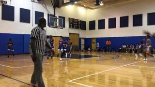 Gators victorious over Tampa Bay Hawks, 77-56