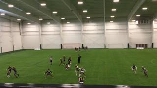 Metro Virginia wins 14-0 over Flight club Black/Gold