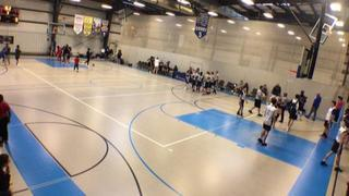 Blue Wave - Bedard emerges victorious in matchup against Team Spartans 2025 - Chatman, 50-47
