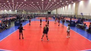 Things end all tied up between TIV 14 National (NT) and SW Gonzales 14 (SU)