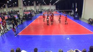 American 14-1 (CH) wins 2-0 over AVVC 14 Red (GE)