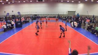 DaKine Warriors 13 Surf gets a goose egg from AJV 13 Red in 3-0 shutout win