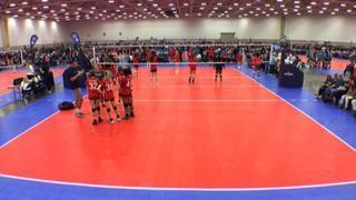 ACE 14 National Black (NT) defeats Houston Juniors, 2-0