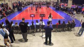 VA Juniors 14 Elite (CH) defeats Strive 14-1 (CH), 2-0