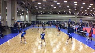 TAV 12 Black (NT) defeats 915 12's Hill (SU), 3-0