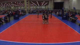 Things end all tied up between PAV 14 SAPPHIRE (NT) and Austin Skyline 14 Black (LS)