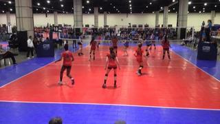 CJVA 14 Onyx (GE) wins 2-0 over DVA Aston 14 White (KE)