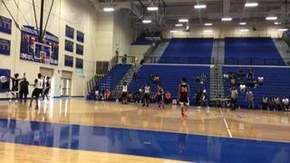 Drill Academy 16U victorious over H-Town Stars 16U, 54-52