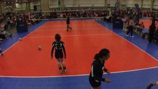 Things end all tied up between HALO 14 Black (NT) and Houston Juniors
