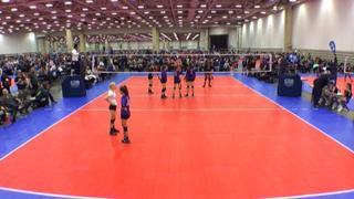 NHVC 14 Legacy (LS) wins 2-1 over Magic 14 National (LS)