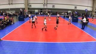 Things end all tied up between EXCEL 13 National White (NT) and Texas Pistols 13 BLACK (NT)