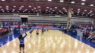 Summit 12 Nike Blue (NT) defeats AJ 12's RED (BY), 2-0