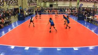 Things end all tied up between Cajun Elite 14 Red (BY) and MAVERICK VC 141 (LS)