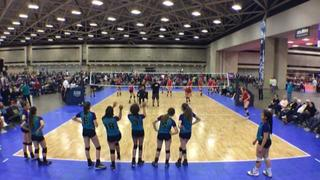 Nola Angela  getting it done in win over Integrity 14 Intense, 0-0