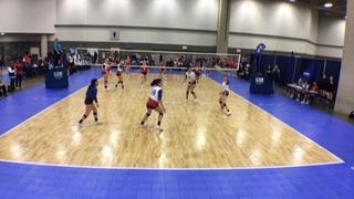 LoneStar 14 red (NT) wins 3-0 over Summit 14 Nike Blue (NT)