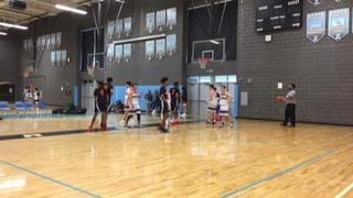Team Arsenal Select picks up the 51-49 win against Team PUSH 15U Black