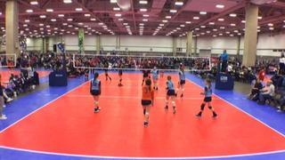 Club Velocity U14-1 (DE) wins 2-0 over VALLEY VENOM - 142 BLACK (LS)