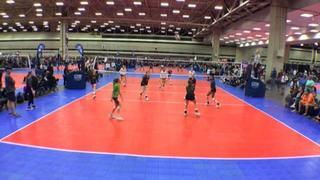 Aret 12 Navy Telos (NT) defeats Texas Shock - 12 Mizuno (LS), 2-0