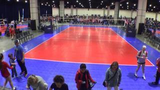 American 14-1 (CH) wins 1-0 over AVVC 14 Red (GE)