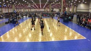 Alamo 13 Elite (LS) wins 2-0 over Aret 13 Steel Ethos (NT)