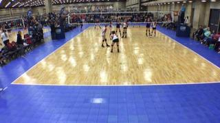 TX LEGACY - 14 BLACK (LS) wins 2-0 over PhoenixVBC 14-1 (NT)