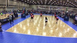 Things end all tied up between ACE 12 Under Armour (NT) and TX TFV 13 TopGun (LS)