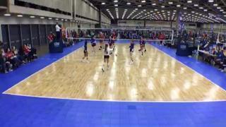 Texas United 13Red (LS) 2 501 Volley 13 Purple (DE) 0