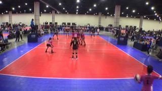 BEVBC 14 White (CH) wins 1-1 over Rocky Select 14 National (RM)