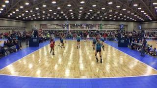 Things end all tied up between Club 940 13 Red (NT) and Tx Invasion