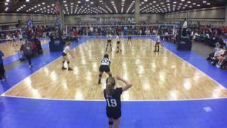 Things end all tied up between Summit 14 Elite (NT) and SA Force 144 Black (LS)
