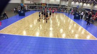 Things end all tied up between Incredible Crush 13 (NT) and TX Eastside 13 Performanc (LS)
