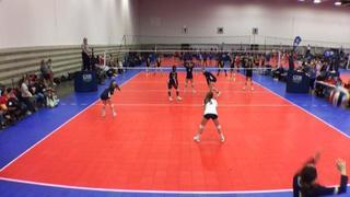 AP 13 WilCo (LS) puts down Elevate 13 American (NT) with the 1-1 victory