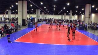 MDJRS 14 Elite Yellow (CH) wins 2-0 over NVVA 14 Select 1 (CH)