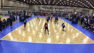East Texas 13 Black (NT) wins 2-0 over TX TFV 13 TopGun (LS)