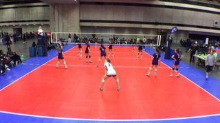 SouthernElite 12 Elite (BY) defeats Power 12 Black (NT), 2-0