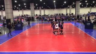 SOSVBC 14-Regional (GE) wins 2-0 over ASEVC 14 National Blue (GE)