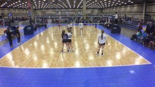 Summit 14 Elite (NT) defeats 501 Volley 14 Purple (DE), 2-1